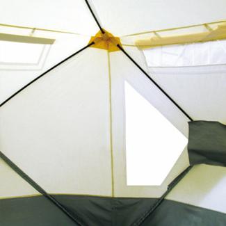Flattak telt 180x250 K TROTEC